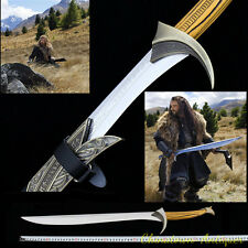 LOTR Lord of the Rings Hobbit THRANDUIL Elven King Sword Blade Cosplay #0040