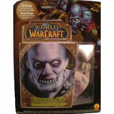 Forsaken Kit (World of Warcraft) Latex Jaw Halloween Adult Fancy Dress Accessory