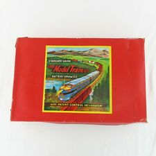 VTG Baltimore & Ohio Standard Gauge Model Train Set Battery Operated Japan