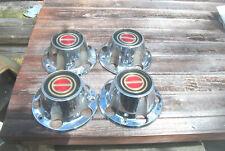 set of 4 OE center caps, 1980-96 Ford F150, fullsize Bronco,  used sport wheels