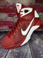 2008 Nike HYPERDUNK ELITE BASKETBALL SHOES MENS 12.5 HARVARD OKLAHOMA TEXAS A&M