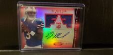 "EJ MANUEL 2013 CERTIFIED ROOKIE JERSEY AUTO ""RED #'rd !! NICE Rc JERSEY AUTO !"
