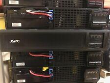 APC UPS: 1200W  120V SMX1500RM2U