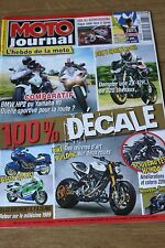 MOTO JOURNAL N°1871 BMW K1 HP2 KENNY ROBERTS YAMAHA XTZ 750 SUPER TENERE YZF R1