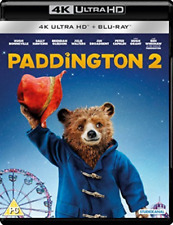 Paddington 2 4K Uhk + Bluray (UK IMPORT) BLU-RAY NEW