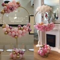 Balloon Stand Arch Frame for Baby Shower Wedding Birthday Valentine Party Decor