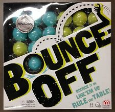 NEW Bounce Off Game Boys and Girls from Mattel