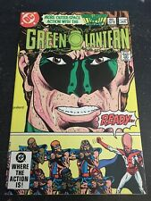 "Green Lantern#160 Incredible Condition 9.2(1983) Pollard Art""Head Trip"""