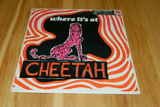 Where Its At  Record Live At the Cheetah Audio Fidelity 2168 VG Mono