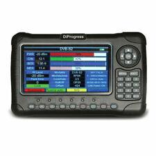 """DIPROGRESS DPMAX2 7"""" DVB-S2/T2/ Misuratore di Campo"""
