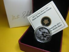 2013 $3 Fine Silver Coin - Martin Short Presents Canada