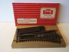 HORNBY DUBLO 2728 OO 2 RAIL ISOLATING SWITCH POINT R/H BOXED (K108)