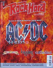 ROCK HARD 4 2010 AC/DC Helloween Dark Tranquillity Ratt Triptykon Cathedral Asia
