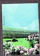 Unused Postcard, Saddleworth, Moorland above Dovestone Resevoir