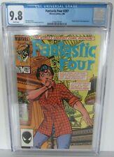 Fantastic Four #287 (1986) John Byrne Wasp Doctor Doom CGC 9.8 MR012