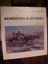 1984 Book, Remington & Russell The Sid Richardson Collection Fort Worth Tx