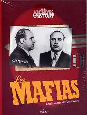 livre d'art : les mafias