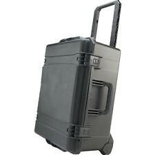 Pelican im2720 Storm Travel Case W/ Wheels & Pull Out Handle, Black, No Foam