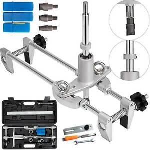 Mortice Lock Fitting Jig Door Lock Mortiser Kit W/3 Wood Cutters 18 / 22 / 24mm