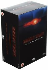 Knight Rider Complete Series Seasons 1 2 3 & 4 1-4 DVD Region 4 NEW SEALED