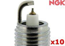 NGK Spark Plug Iridium FOR Hyundai Santa Fe 11-12 3.5 4x4(CM) SUV SILZKR7B11 x10