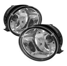 Spyder 5015525 ORG.MFR Style Fog Lights Black For 2005-2012 Nissan Armada 2pc