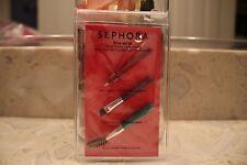 Sephora Brow Aid Mini Kit 3 Brow Tools Tweezer Brush Spoolie (tiny size)