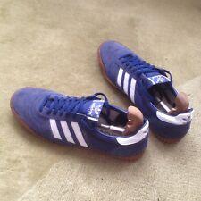 Adidas Ultra Rare Indoor Super Prototype (?) 11 1/2 - 12 | 46 1/2 - 47 Blue Blau