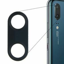 For Huawei P20 Rear Camera Lens Rear Replacement Camera Cover Black New