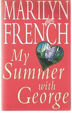 My Summer with George by Marilyn French (Paperback, 1996)