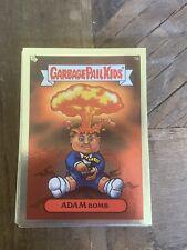 2003 GARBAGE PAIL KIDS ANS1 SILVER FOIL COMPLETE MATTE SET 50 CARDS