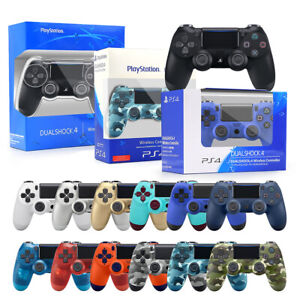 SONY PS4 Wireless Dualshock 4 Controller Original Neustes Modell Camouflage