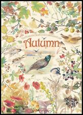 Country Diary Autumn - Chart Counted Cross Stitch Patterns Needlework Diy Dmc