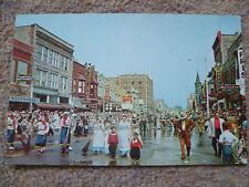 Post-War (1945-Present) Michigan Collectable USA Postcards