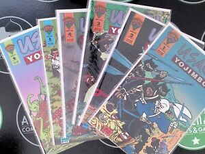Usagi Yojimbo SET Volume 2 #1-6 Mirage Publishing VF/NM