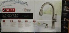 Delta Valdosta Spotshield Stainless Kitchen Faucet Pull-Down 19957Z-SPSD-DST NEW