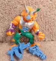 1990 Playmates TMNT Teenage Mutant Ninja Turtles Triceration Action Figure