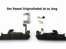 Passat oder Toledo Türgriffe ohne Schloss am VW Corrado 16v G60 VR6 Umbausatz