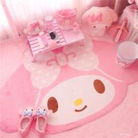 Kawaii Bowknot My Melody Kitty Pink Carpet Crawling Blanket Cartoon Mat 150cm