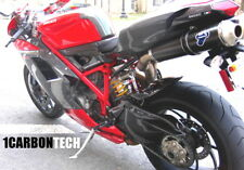 Carbon Fiber Motorcycle Fairings Bodywork For Ducati 848 Evo Ebay