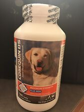 New listing Cosequin Ds Plus Msm Joint Health Supplement for Dogs 180 count.Chewable Tablets