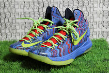 37e80cf9740e Nike KD V Kevin Durant 554988 401 Xmas Blue Green What the aunt pearl QS