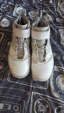 Nike Zoom KOBE II 2 White Metallic Silver Gray mens size 12 #316022-111