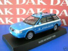 Die cast 1/43 Modellino Auto Police Polizia Audi A6 Avant 1996