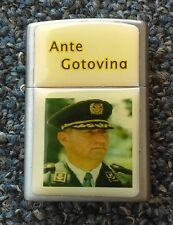 ANTE GOTOVINA General Croatian War of Independence French Foreign Legion LIGHTER
