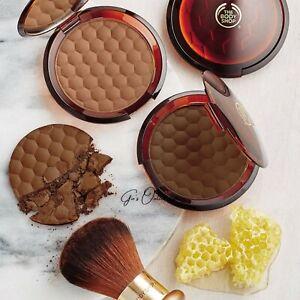 The Body Shop | Honey Bronze Bronzing Powder 11g | Matte Finish | For Dull Skin