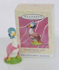 Hallmark Keepsake Collection Duck Collection Jemima Puddle-Duck Potter