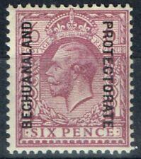 Single George V (1910-1936) Bechuanaland Stamps
