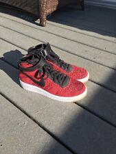 Nike Air Force 1 High Top Primeknit Sneaker