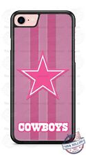 Dallas Cowboys Pink Tread Phone Case Cover For iPhone Samsung Google LG etc